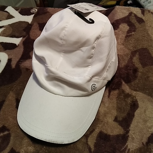 Nwt champion brand one-size-fits-all hat velcro ba fe6e892f447
